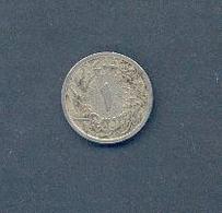 EGYPTE - 1/10e Guerche – An 32 AH 1293 – Nickel - Egypte