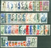 France   Année Complete  1958  Ob  TB - 1950-1959