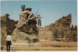 Wolgograd - 'Stadt Des Kriegsruhmes' - Russia UdSSR - Rusland