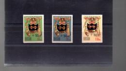 BHOUTAN 28/30** SUR LES J O D INNSBRUCK 1964 - Bhoutan