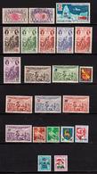 France - Réunion - Collection De 1907 à 1968 - 22 Timbres Neufs Et Oblitérés - Neufs