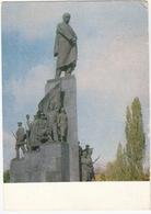 Charkov - The Monument To Taras Shevchenko -  (Ukrain, CCCP) - Kharkiv - Oekraïne