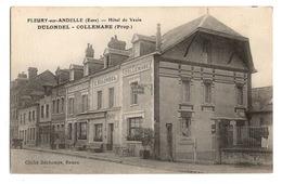 27 EURE - FLEURY SUR ANDELLE Hôtel Du Vexin - Francia