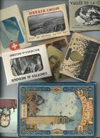 Vrac Carte Lettre, Carnet Image Pieuse, Image Avec Pub Etc..... - Cartes Postales