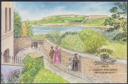 Alderney Aurigny 2000 Yvertn° Carnet Booklet C159 *** MNH Cote 40 Euro - Alderney