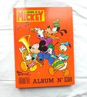 Album Le Journal De Mickey N° 128 1987 - Livres, BD, Revues