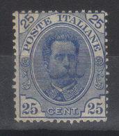 ITALIE  N° 61* MH  (1891) - 1878-00 Humbert I