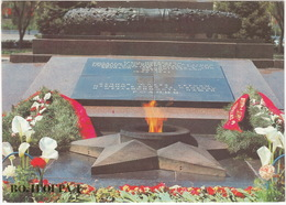 Volgograd - The Eternal Flame - Area Of The Fallen Fighters - (Russia, CCCP) - Rusland
