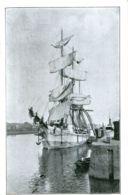 N°66956 -cpa Le Havre Trois Mats Débarquant Son Fret- - Commerce