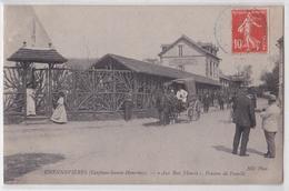 """Conflans-Sainte-Honorine - Chennevières - """"Aux Bois Fleuris"""", Pension De Famille - Diligence - Conflans Saint Honorine"""