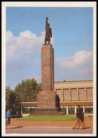 MOLDOVA (USSR, 1974). KISHINEV - CHISINAU. MONUMENT TO THE FIGHTERS FOR SOVIET POWER. Unused Postcard - Moldavie