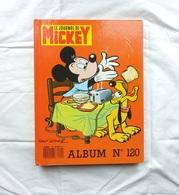 Album Le Journal De Mickey N° 120 1986 - Livres, BD, Revues