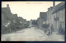 Cpa Du 21  Venarey La Rue Principale    GX19 - Venarey Les Laumes