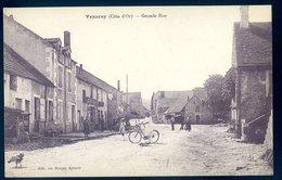 Cpa Du 21  Venarey Grande Rue  (2) GX19 - Venarey Les Laumes
