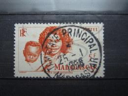 "VEND BEAU TIMBRE DE MADAGASCAR N° 313 , CACHET "" TAMATAVE "" !!! - Used Stamps"