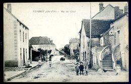 Cpa Du 21  Venarey Rue Du Canal (1)  GX19 - Venarey Les Laumes