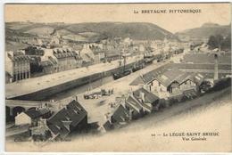 """1 Cpa Le Légué Saint Brieuc  """"pionnière"""" - Non Classés"""