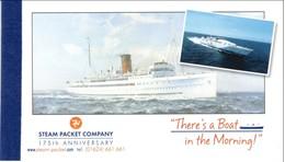 Ile De Man  2005 Yvertn° Carnet Booklet C1232  *** MNH  Cote 38,50 Euro Bateaux Ships Boten - Man (Ile De)