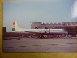 GHANA AIRWAYS    BRISTOL BRITANNIA   9G AAG - 1946-....: Era Moderna