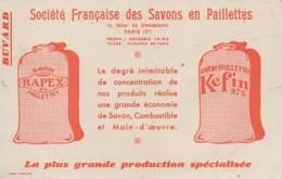 Société Française Des Savons En Paillettes - Produits Ménagers