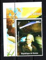 Guinea  -  1998. Halley E La Sua Cometa. Halley And His Comet.  MNH - Astronomia