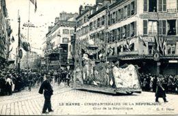 N°66965 -cpa Le Havre -cinquantenaire De La République- - Le Havre
