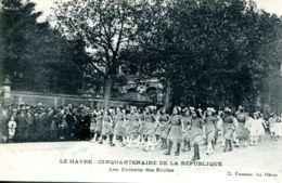 N°66966 -cpa Le Havre -cinquantenaire De La République- - Le Havre