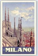 51291641 - Milano Kuenstlerkarte - Italia