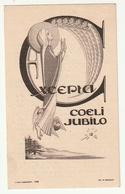 Mère Marie-Claire Peers Sacré-Coeur Antwerpen Couvent Hythe Vilvorde 1957 N.D. Rosaire J.M.J.A.U. Imalit Maredret 293 - Images Religieuses