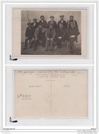 9788  AK/PC/CARTE PHOTO/2104/A IDENTIFIER/UN GROUPE DEVANT LA CHAPELLE - Cartoline