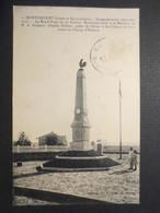 02 - Montescourt - CPA - Inauguration ( 25 Septembre 1921 ) Au Rond - Point De La Victoire N° 5  - 1922 - B.E - - Other Municipalities