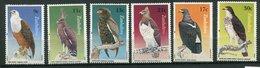 Zimbabwe ** N° 71 à 76 - Aigles - Zimbabwe (1980-...)