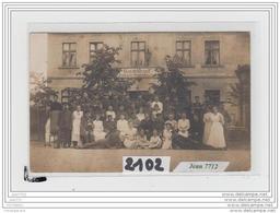 9789  AK/PC/CARTE PHOTO/2102/A IDENTIFIER/GASTHOF WILHEIM WIERSBITZKI - Cartoline