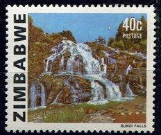 Zimbabwe ** N° 49 - Chutes Bundi - Zimbabwe (1980-...)