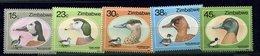 Zimbabwe ** N° 164 à 169 - Oies Et Canards - Zimbabwe (1980-...)