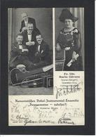 Autographe Signature à L'encre Maria Gävers Cirque Circus - Autographes