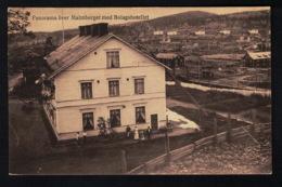 DE1688 - SWEDEN -PANORAMA ÖVER MALMBERGET MED BOLAGSHOTELLET - Suède
