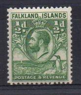 FALKLAND ( POSTE ) : Y&T  N°  49  TIMBRE  NEUF  SANS  TRACE  DE  CHARNIERE  . - Falkland