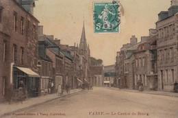 VASSY  -  Le Centre Du Bourg - Autres Communes
