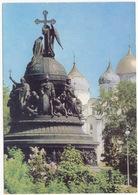 Novgorod - Monument 'Millénaire De La Russie' / 'The Thousandth Anniversary Of Russia' - Rusland