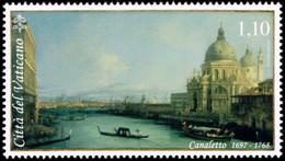 Vatican 2018 Mi 1939 + BLOCK 57 Great Venetian Painters: Tintoretto And Canaletto - Nuevos