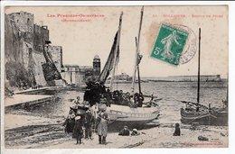 Cpa Carte Postale Ancienne  - Collioure Retour De Peche - Collioure
