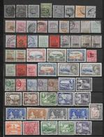 BRITISH GUIANA - PETITE COLLECTION */OB - BELLE QUALITE GENERALE (PEU DE DEFAUT) - Guyana Britannica (...-1966)
