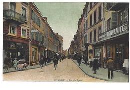 42 - ROANNE - Rue Du Lycée - Années 1910 - Cachet Zouaves - Roanne