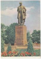 Kiev - Monument To T.G. Shevchenko - (Ukrain) - Oekraïne