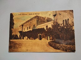 CARTOLINA BASTIA DI ALBENGA - VILLA ANFOSSI - Savona