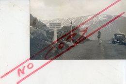 279A .COL DU PUYMORENS.1951. Photo - Autres Communes