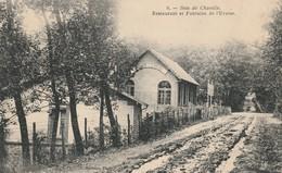 CPA CHAVILLE 92 - Restaurant Et Fontaine De L'ursine - Chaville