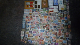 Lot De 650 Timbre RUSSIE / CCCP - Russie & URSS
