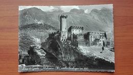Lago Di Garda - Malcesine - Il Castello Scaligero - Verona